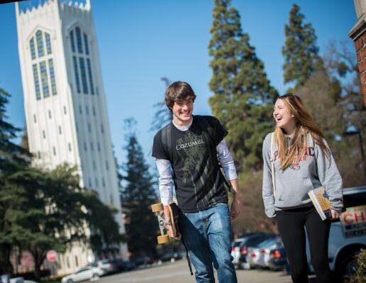 太平洋大学成为高考后赴美留学热门选择,提前锁定硅谷就业先机